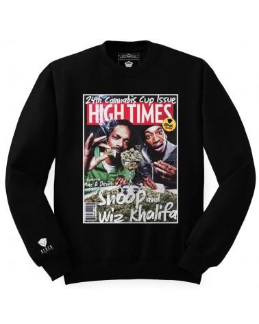 Block Limited - Hight Times Crew - Black