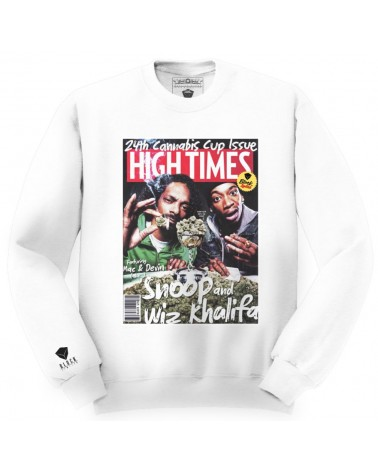 Block Limited - Hight Times Crew - White
