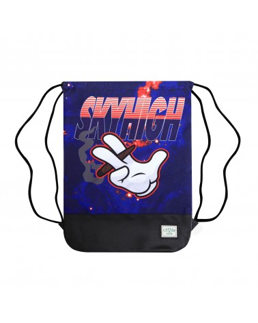Cayler And Sons GL - Sky High Gymbag - Navy / White / Red