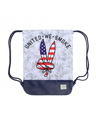 Cayler And Sons GL - United We Stand Gymbag - Navy / White