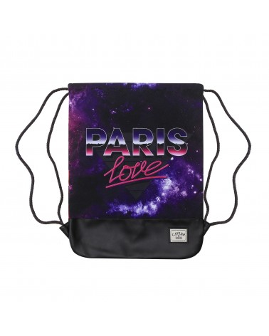 Cayler And Sons WL - Paris Love Gym Bag - Black / Mc