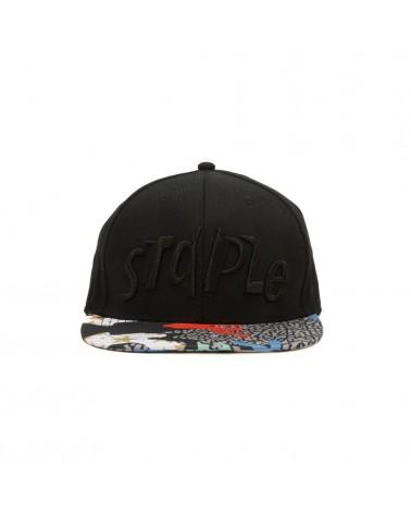 Staple - Grails Snapback - Black