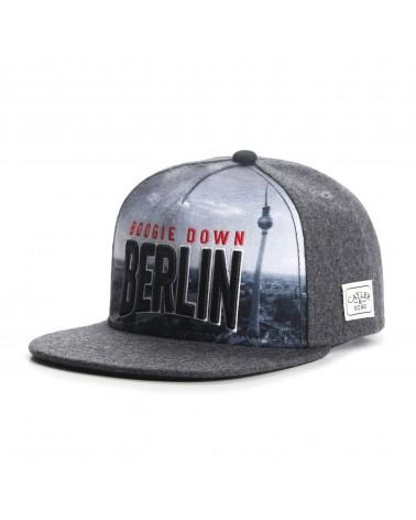 Cayler&Sons WL - Berlin Skyline Cap - Grey/Mc