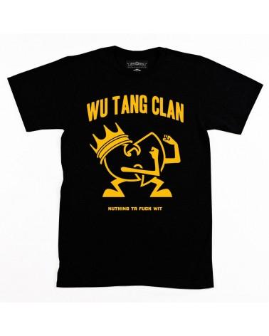 Block Custom Wu Tang Fighter Tee - White