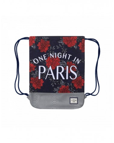 Cayler And Sons WL - One night Gym Bag - navy/red/white
