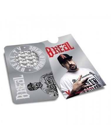 B REAL GRINDER METAL