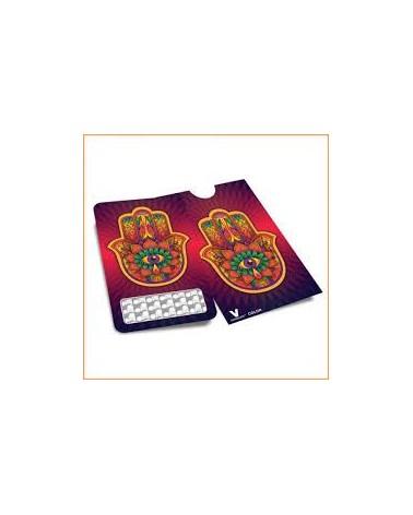 Hamsa Grinder Card