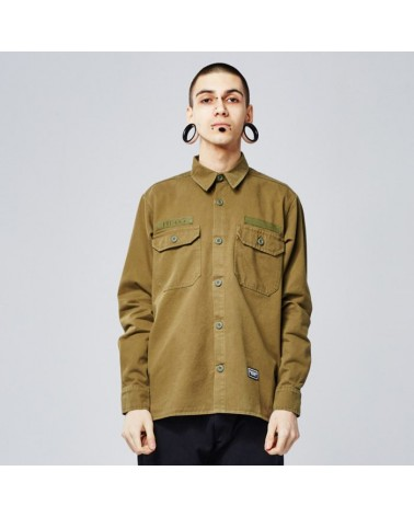 Backyard Cartel - Immortal Shirt - Khaki