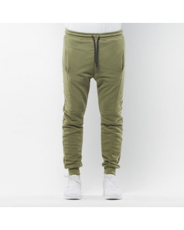 Backyard Cartel - direction sweatpants - khaki