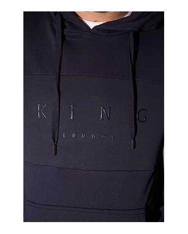 King Apparel - Manor Tracksuit Hoodie - Ink