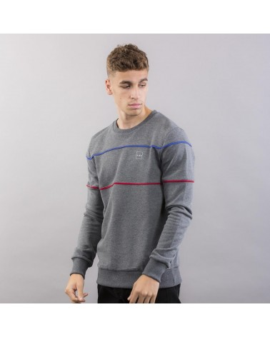 King Apparel - Leamouth Sweat - Stone