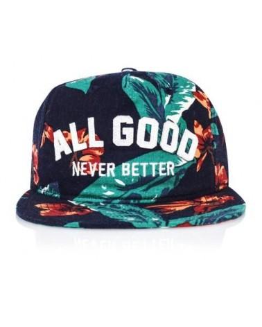 All Good - Trop AGNB Cap - Mc