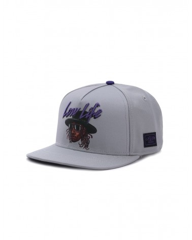 Cayler And Sons - WL Styro Cap - Grey/Purple