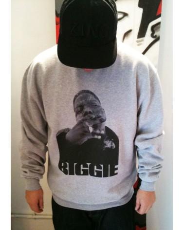 BIGGIE Crew - Grey