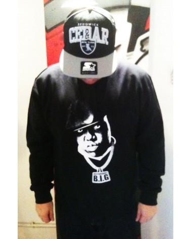 NOTORIOUS B.I.G Crew - Black