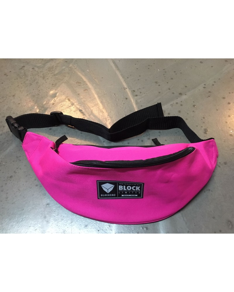 Block Limited - Shoulder Bag - Pink