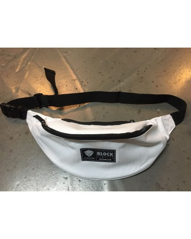 Block Limited - Shoulder Bag - White