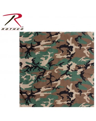 Rothco - 3-Hole Face Mask - Camo