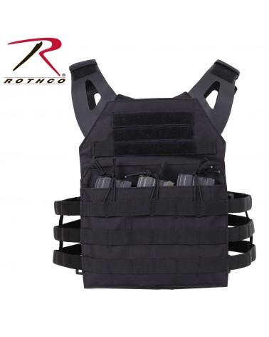 Rothco - Lightweight Armor Carrier Vest - Black