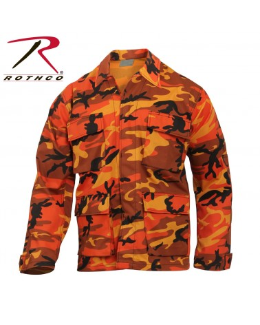 Rothco - BDU Shirt - Yellow Camo
