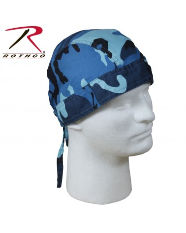 Rothco - Color Camo Headwrap - Sky Camo