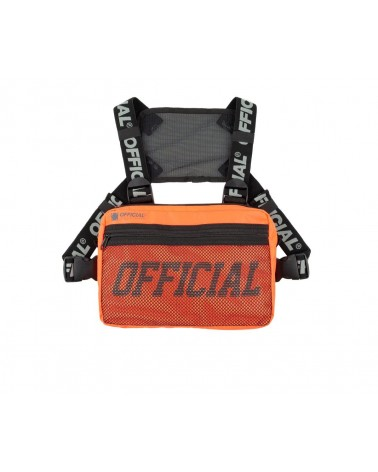 Official - Melrose Chest Utility 3M Bag - Orange