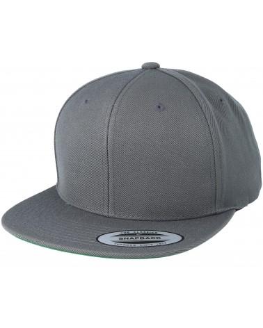 Yupoong - The Classics Snapback Cap - Black