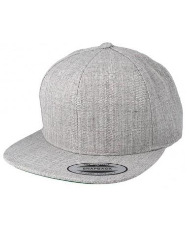 Yupoong - The Classics Snapback Cap - Dark Grey