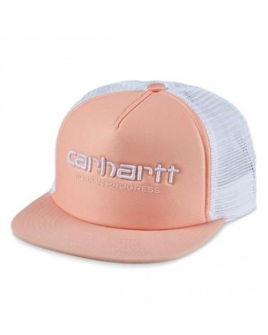 Carhartt - Carhartt WIP Trucker Cap - Pizol / White