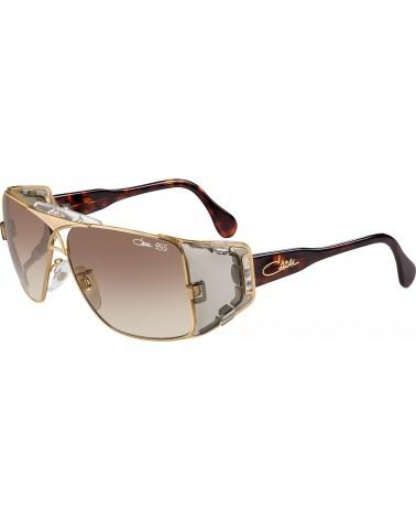 Cazal Eyewear - 6020/3 - 002 BLACK SILVER