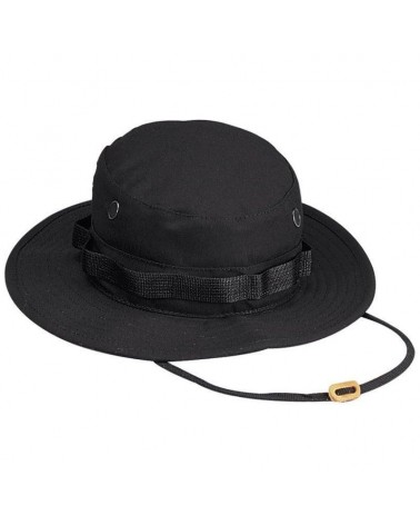 Rothco - Boonie Hat / Rip stop - Black