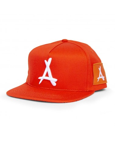 Tha Alumni - AOP Snapback - Orange