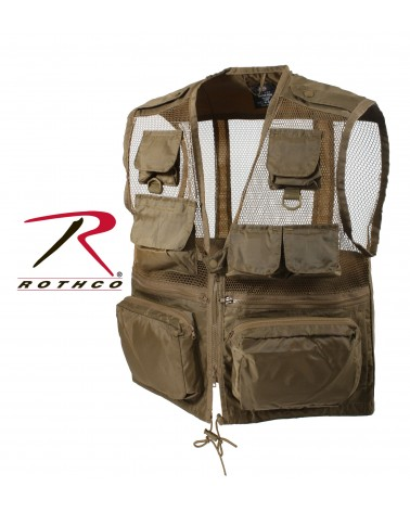 Rothco - Tactical Recon Vest- Black