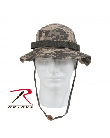 Rothco - Camo Boonie Hat - Woodland