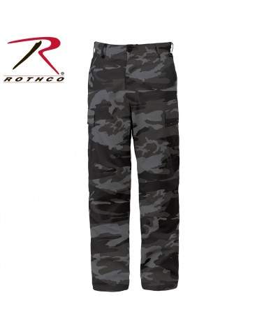 Rothco - BDU Pants - White Digital Camo