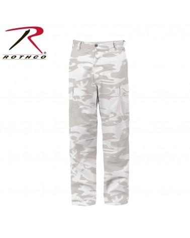 Rothco - BDU Pants - Black Camo
