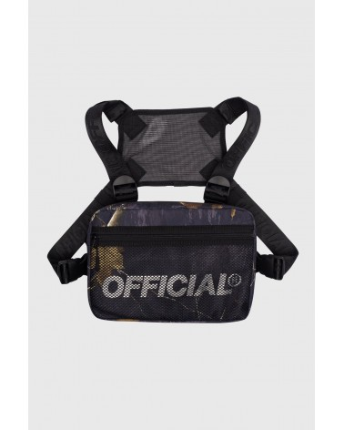 Official - Tactics Chest Utility Bag - Black