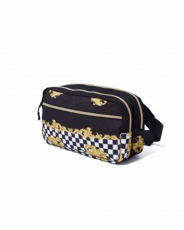 Reason - Checker Royal Bag - Black