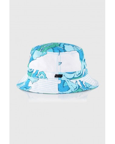 Sixth June - Logo Patch Bucket Hat - Reflective