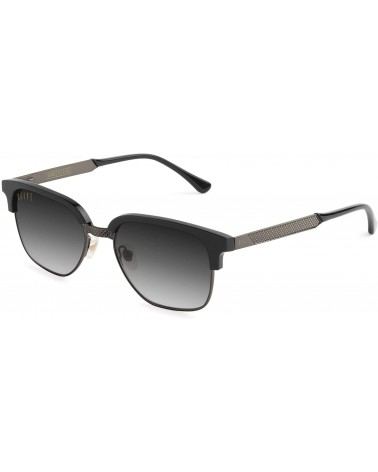 9Five Eyewear - Estate GunMetal Sunglasses - Black