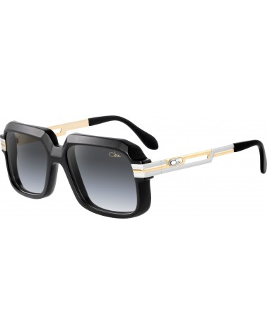 Cazal Eyewear - 607-2/3 Legend - 011 BLACK MATT - BICOLOR