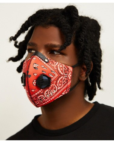 Reason - Bandana Mask - Navy