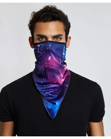 Reason - Galaxy Face Mask - Multicolor