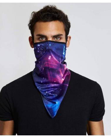 Reason - Galaxy Face Mask - Multicolor
