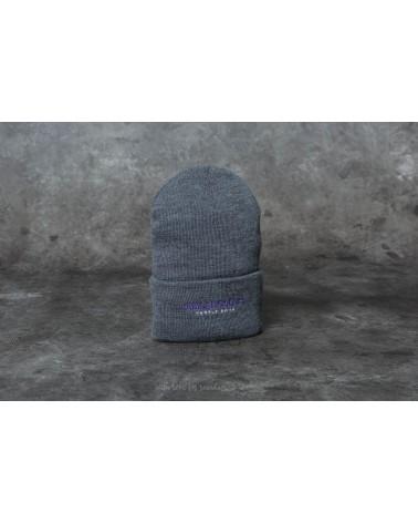 Cayler&Sons WL - Purple Swag Beanie - Grey