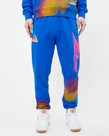 Black Pyramid - High Fidelity Sweatpants - Royal Blue