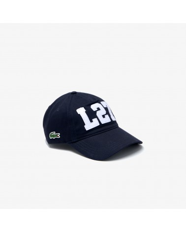 Lacoste Sport - L27 Curved Cap - Navy
