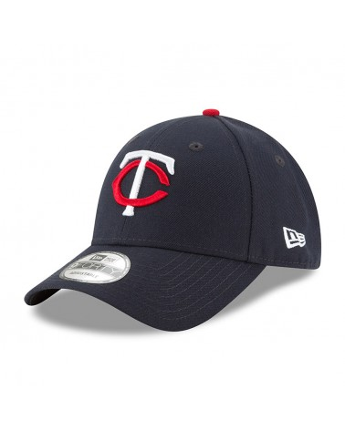 New Era - The League Minnesota Twins Curved Cap - Navy