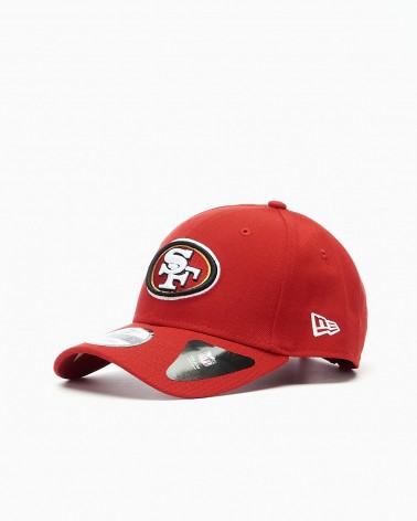 New Era - The League San Francisco Curved Cap - Red