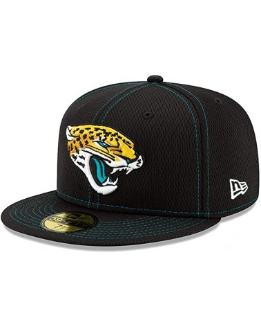 New Era - Jacksonville Jaguars NFL  59FIFTY Fitted Cap - Black